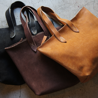 Roberu Ground Leather Tote
