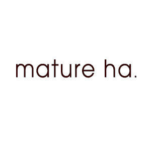 Brand of mature ha.