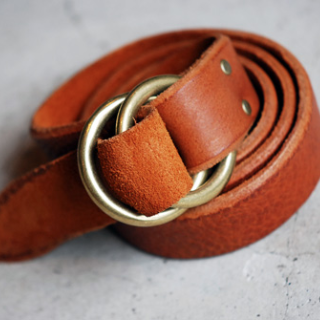 Roberu Brass Ring Belt