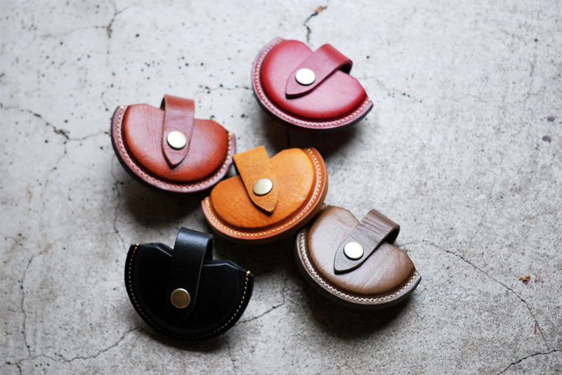 Roberu Lens Cap Leather Case