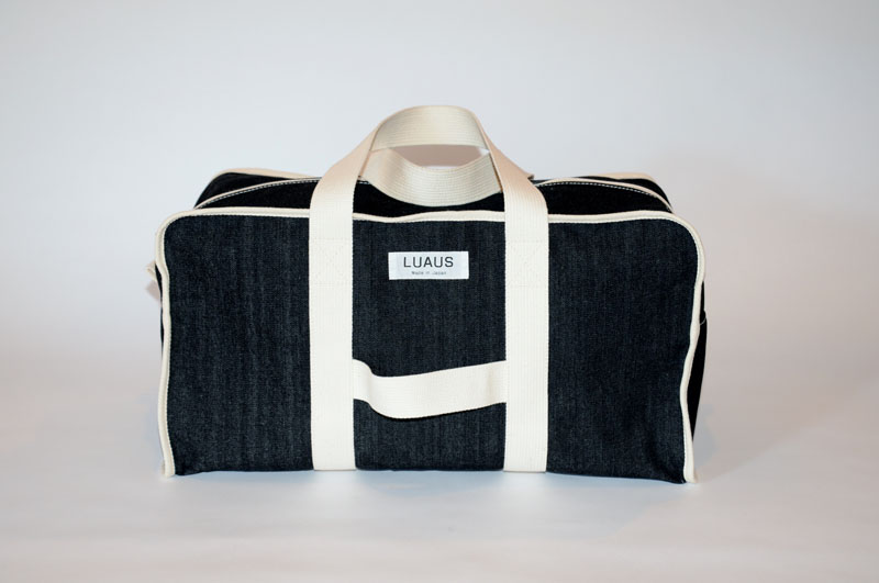 Luaus Denim Duffel Bag