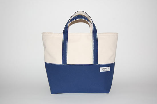 Luaus Deep Bottom Tote Bag