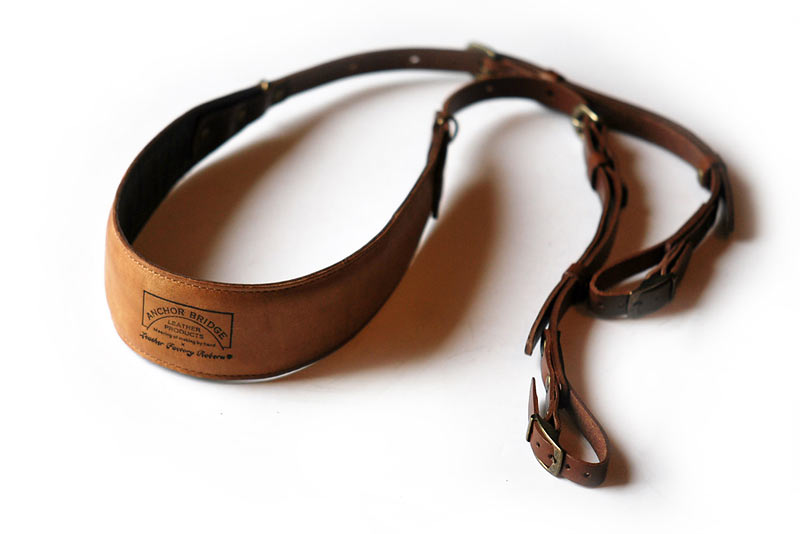 Anchor Bridge Horween Horse Leather Camera Strap