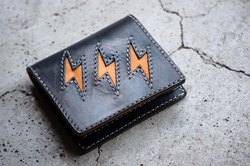 Roberu Thunder Icon Slim Bifold Wallet