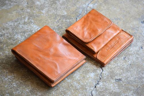 Roberu Washed Leather Billfold