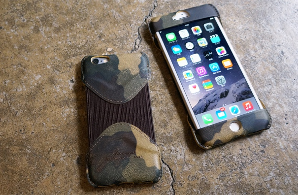 Roberu iPhone 6 / 6 Plus Camouflage Case